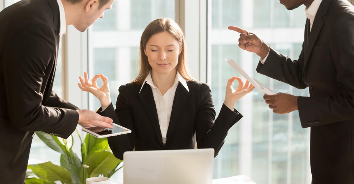 Stresat la locul de munca? Iata ce poti face pentru a gestiona situatia!