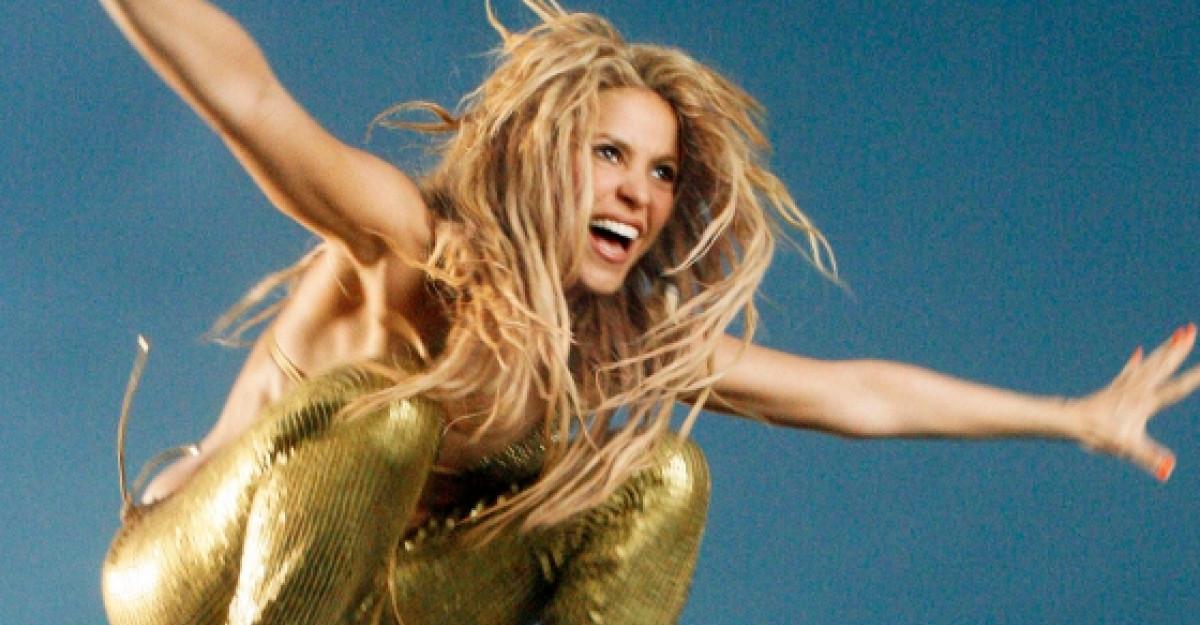 Shakira, data in judecata pentru 100 de milioane de dolari!