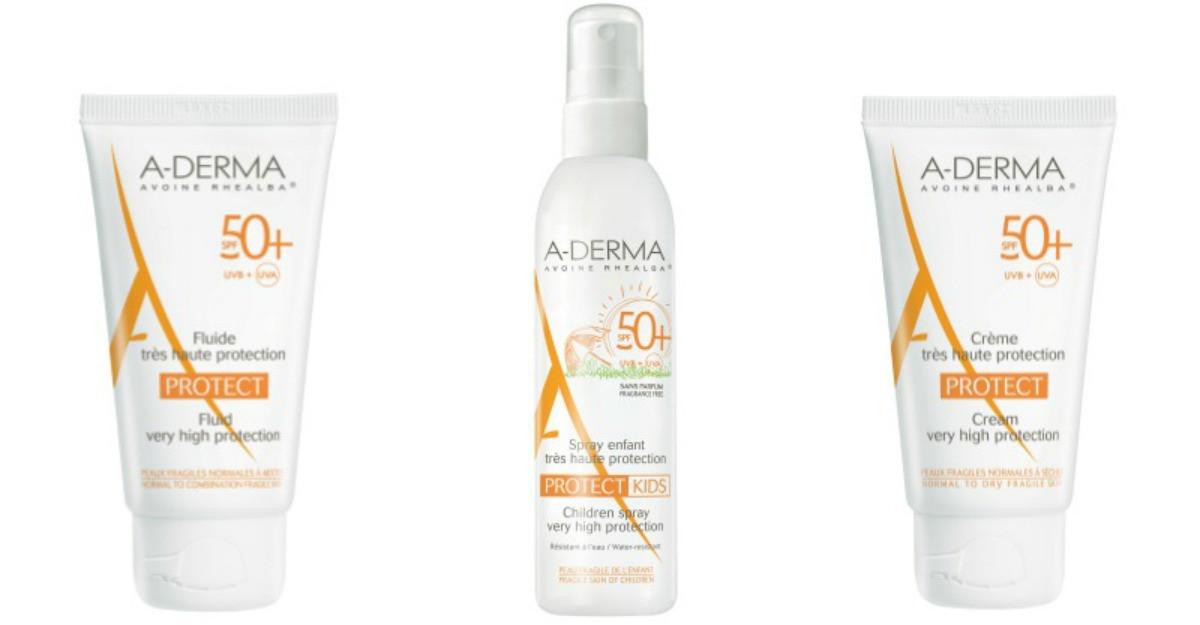 Siguranta si protectie pentru expunerea la soare a pielii fragile si atopice