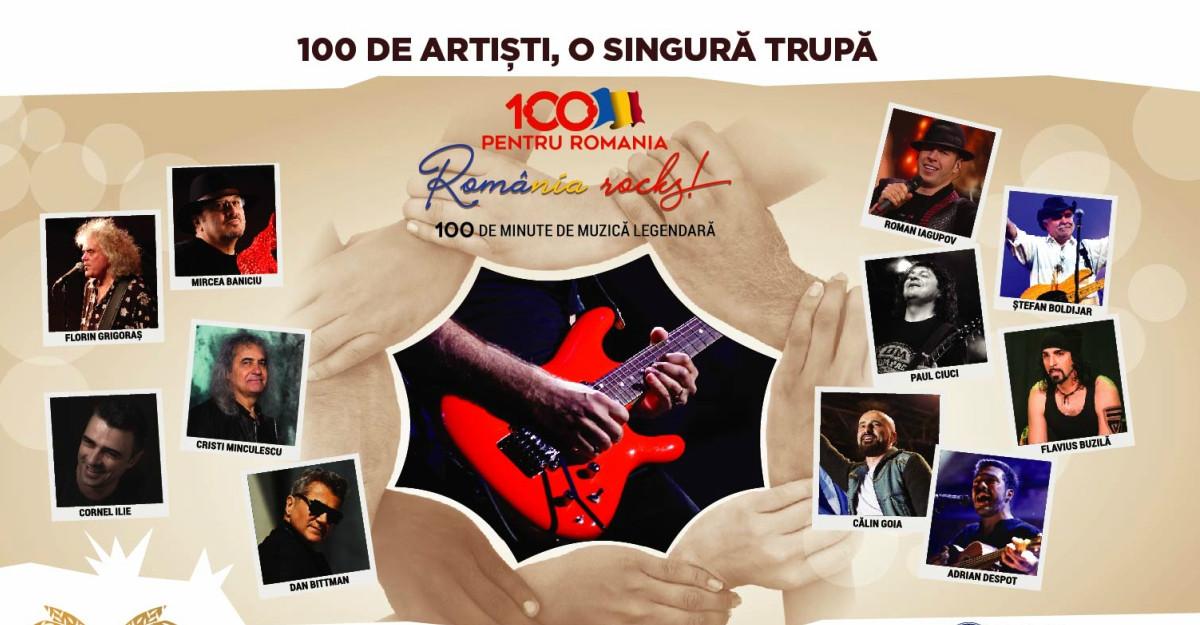 ParkLake găzduiește în premieră, în București evenimentul 100 pentru România