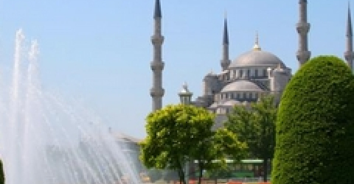 Shopping in Istanbul la inceput de 2012