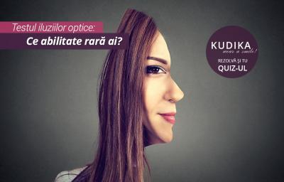 Testul iluziilor optice: Ce abilitate rara ai?