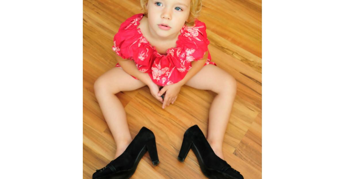 Fiul lui Celine Dion, pasionat de pantofi cu toc