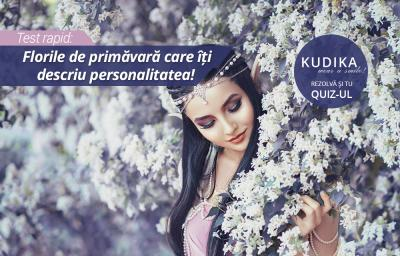 Test rapid: Florile de primavara care iti descriu personalitatea!