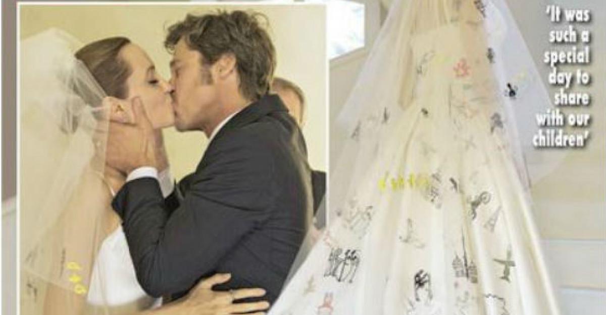 Prima declaratie dupa nunta: Brad Pitt, despre casatoria cu Angelina Jolie