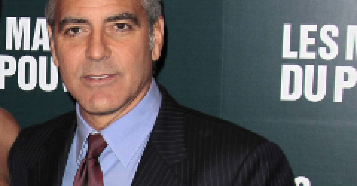 George Clooney... gay?!