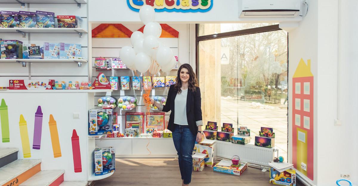 Orășelul Jucăriilor EduClass.ro, deschis pe 1 iunie, așteaptă vizitatorii cu surprize și reduceri la jucării educative