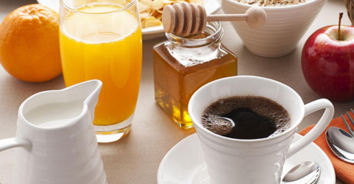 9 Idei pentru un mic dejun SANATOS