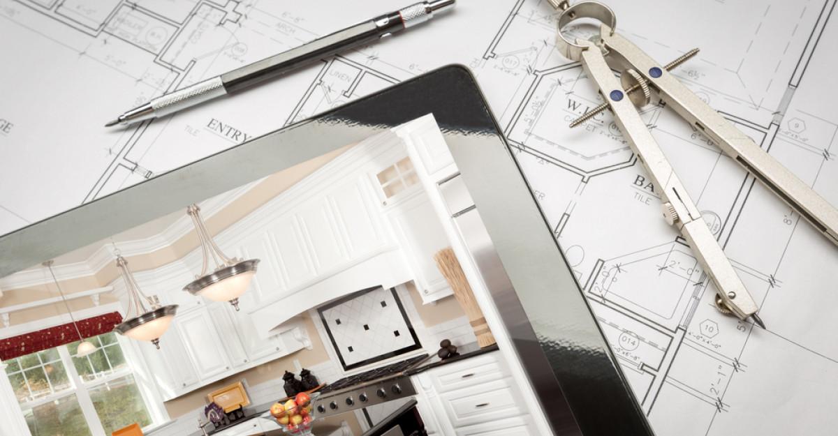 Renovează bucătăria în câțiva pași simpli