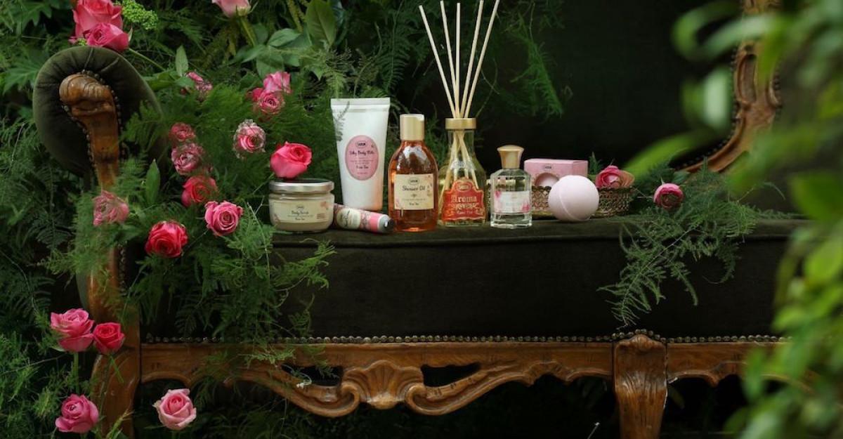 Festive Roses - un look premium de primăvară by SABON