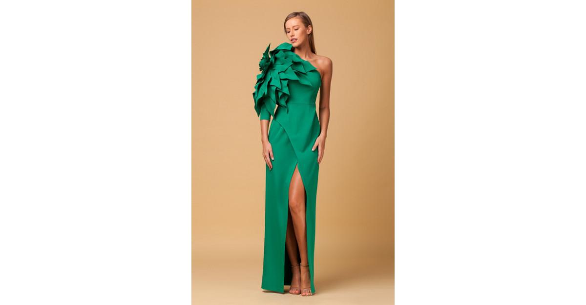 Fall-Winter 2019 -o nouă colecție capsulă de rochii de seară semnată Flori de IE, a fost lansată în premieră la Paris!