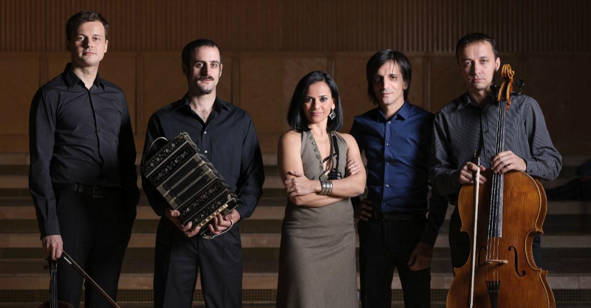 Analia Selis si ArgEnTango aduc tangoul traditional argentinian pe scenele din Romania si Germania