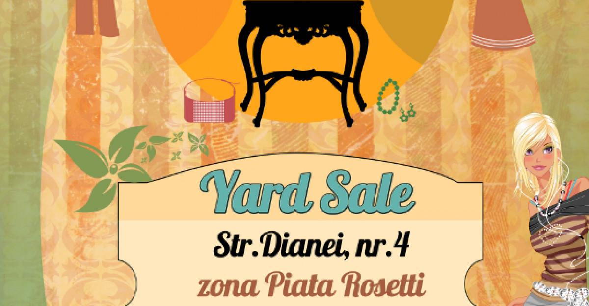 Yard Sale de august