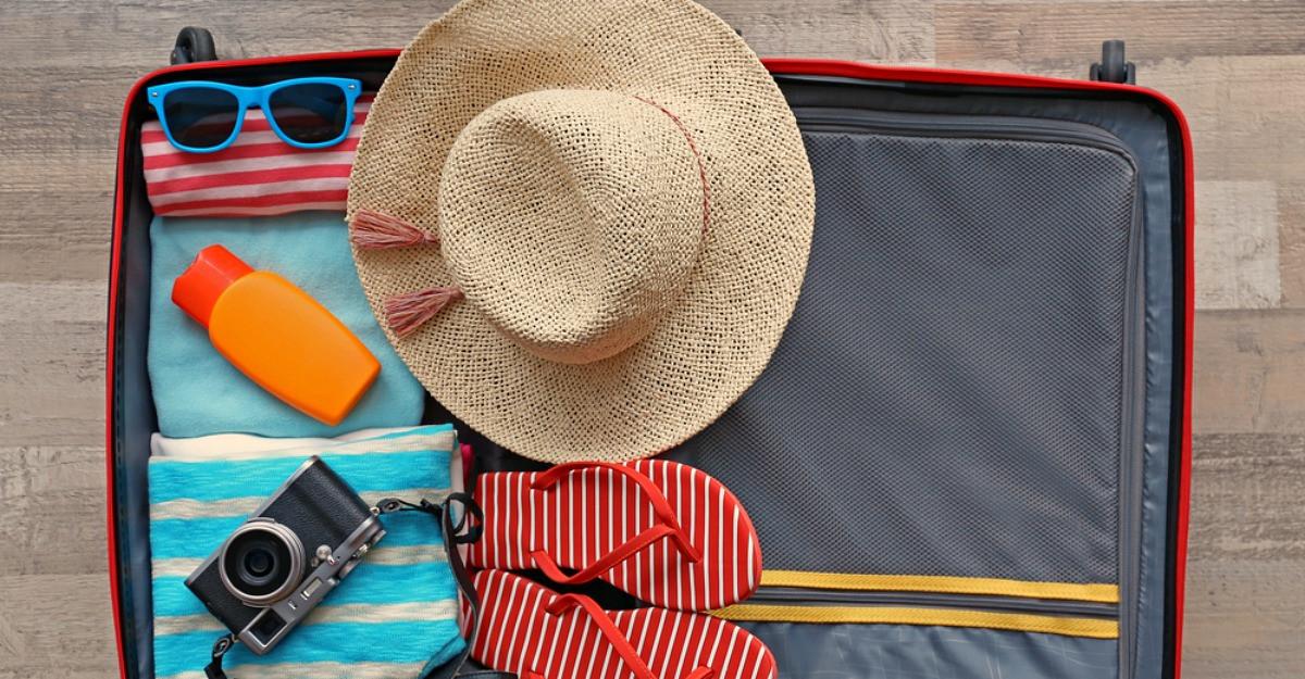 3 trucuri pentru un bagaj eficient (și stylish)