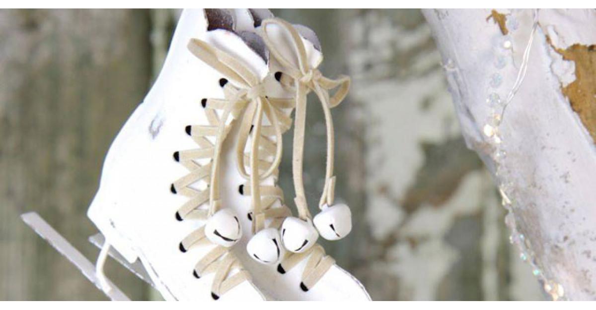 Cum sa ai un Craciun alb: 19 decoratiuni de Craciun albe