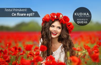 Testul Primaverii: Ce floare esti?