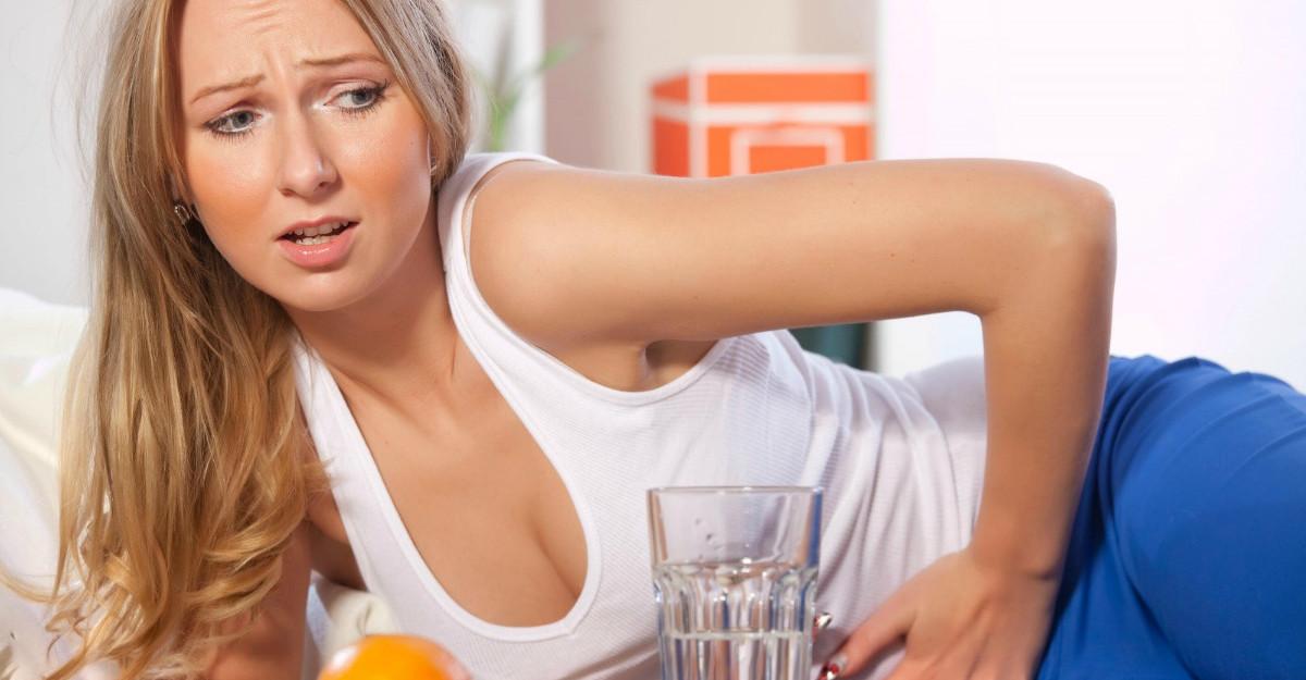 Chisturile ovarien. 6 semne si simptome pe care trebuie sa le cunosti