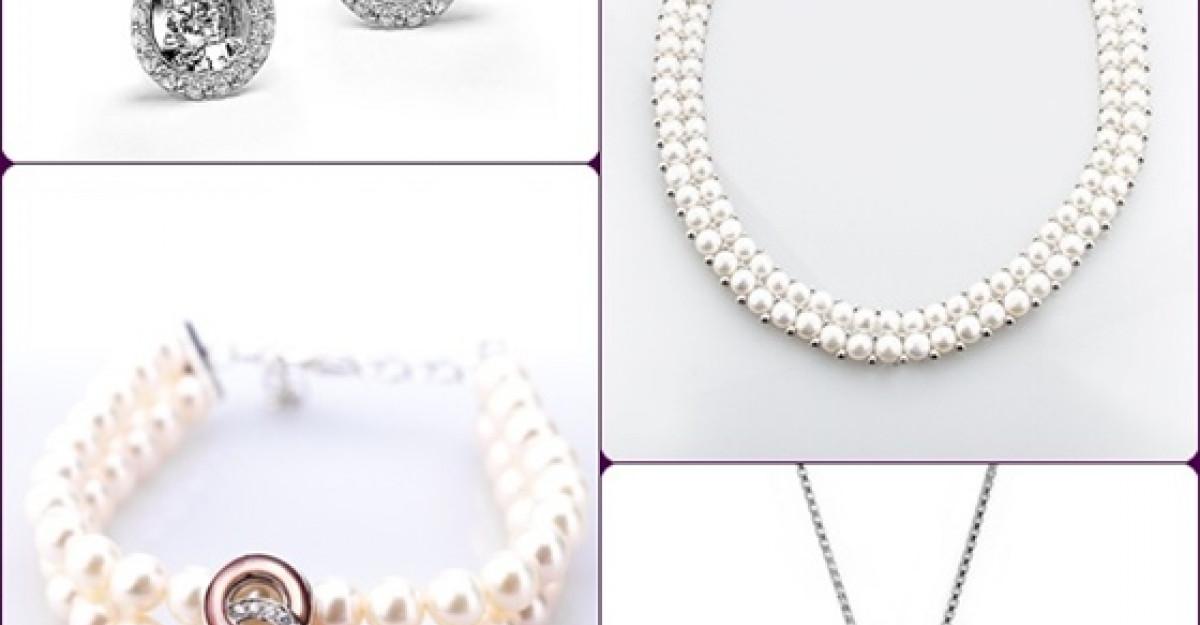 Cele mai frumoase bijuterii de mireasa