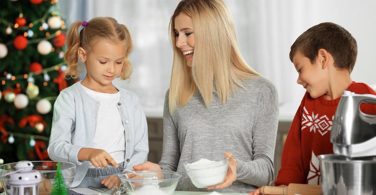 Masa de Revelion: Alternative sănătoase pentru copii
