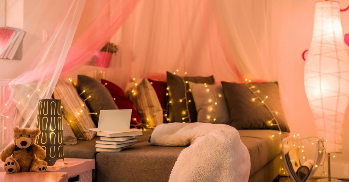 Decoratiuni luminoase pentru atmosfera cozy