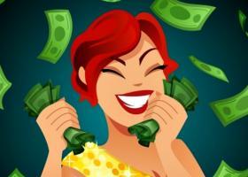 Top 4 zodii cu noroc in plan financiar