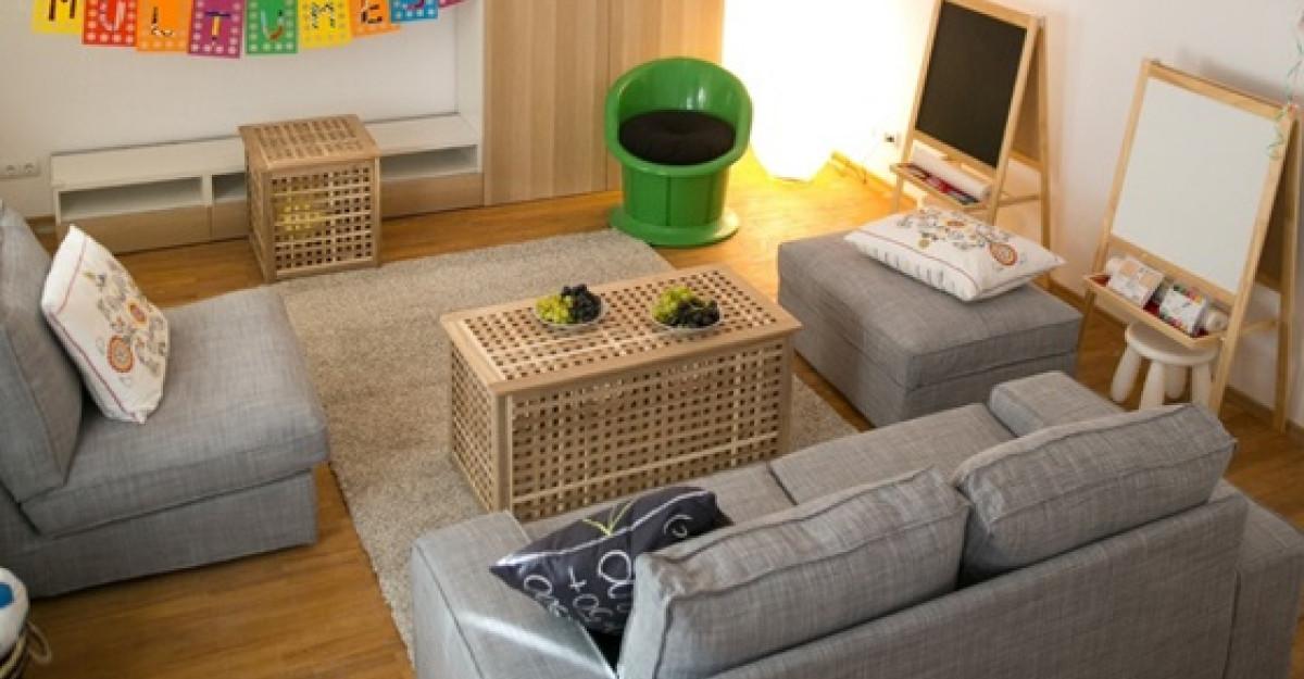 IKEA Romania a transformat casa din vis in realitate pentru 18 copii din SOS Satul Copiilor Bucuresti
