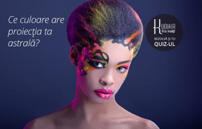 Ce culoare are proiectia ta astrala?