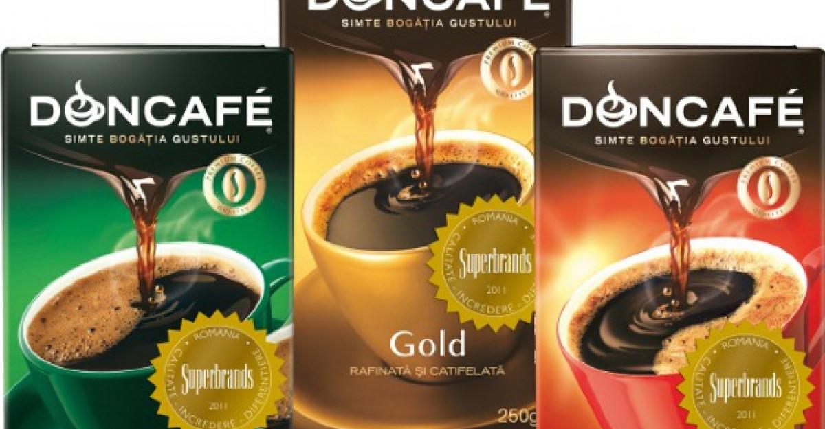 Savureaza gustul bogat al Superbrandului Doncafe