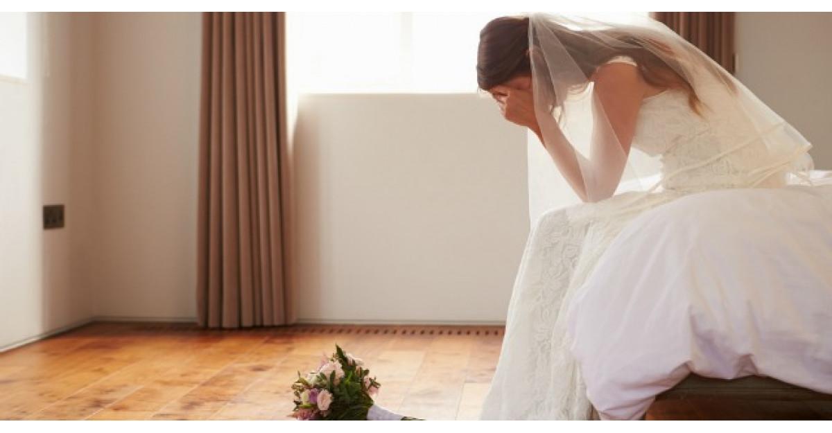 Am stiut ca ma insala. Dar tot m-am casatorit cu el. Voi sa nu faceti asta!