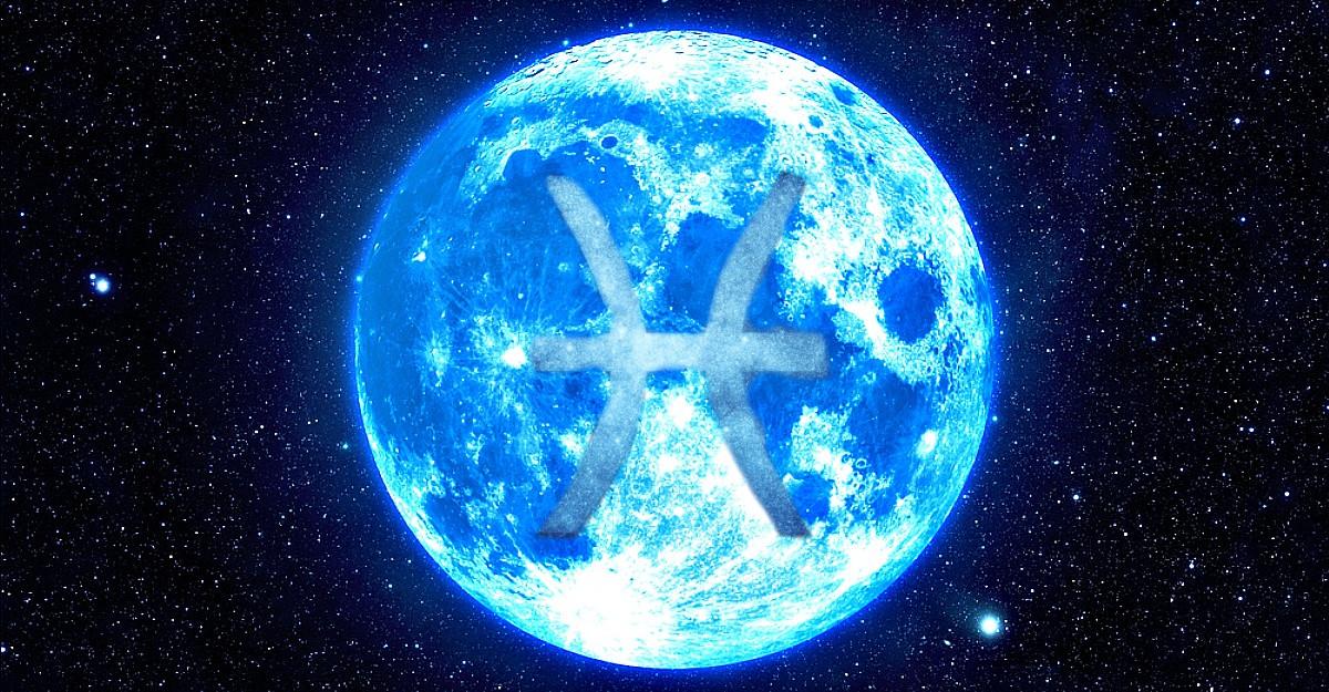 2 Septembrie 2020: Luna Plină în Pești. Reparăm trecutul, ne vindecăm de rănile iubirilor vechi și creștem din propria durere