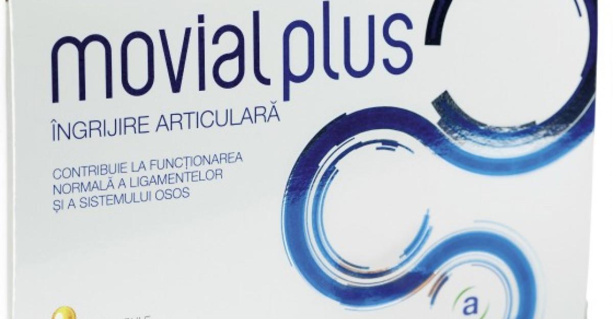 Movial Plus iti pregateste articulatiile pentru iarna