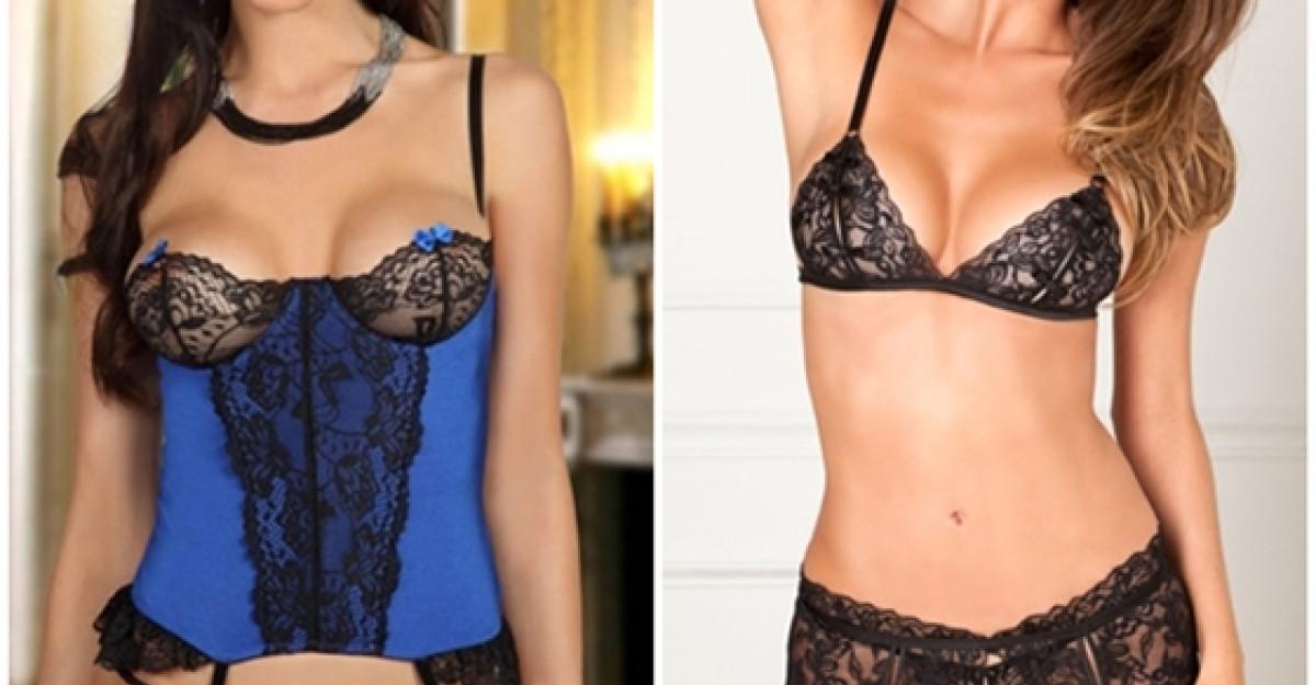 Sex trend: 15 modele de lenjerie intima