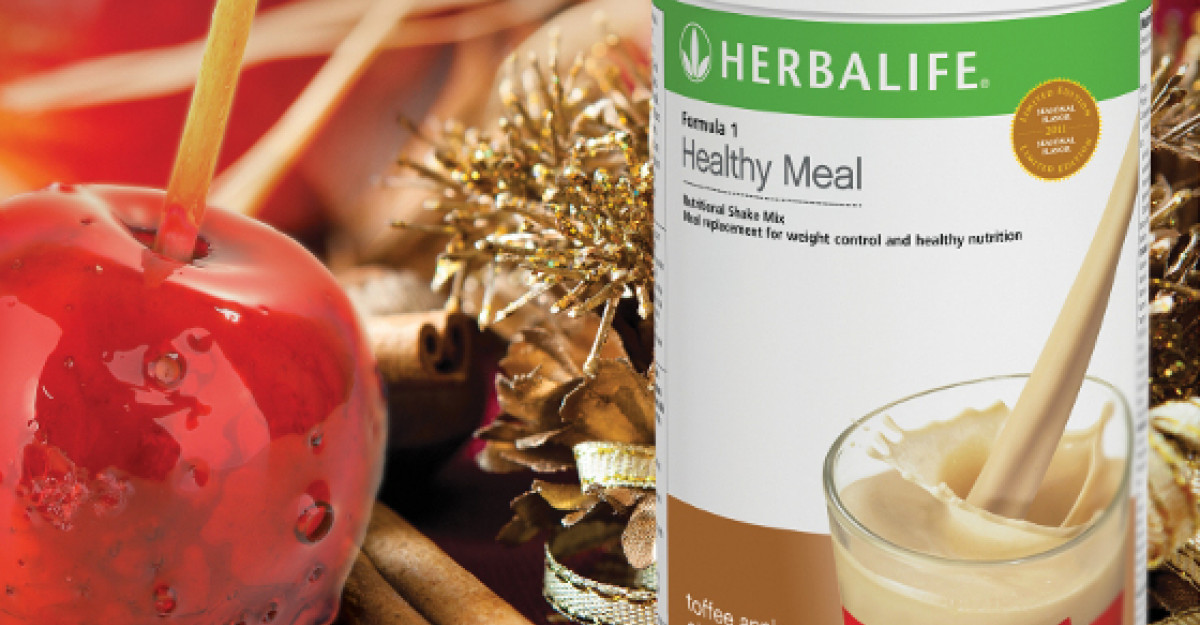 Herbalife iti daruieste o noua aroma de sarbatoare: Redescopera miresmele copilariei in noul shake Herbalife