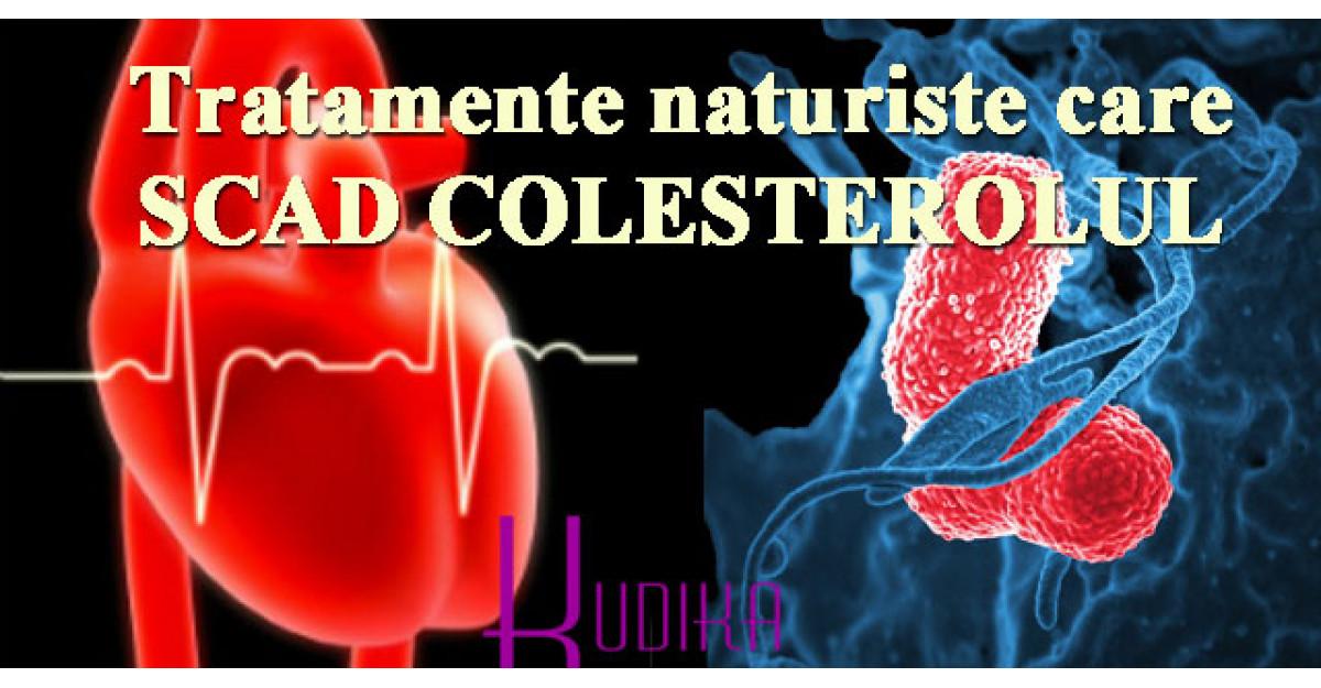 10 tratamente naturiste care scad colesterolul