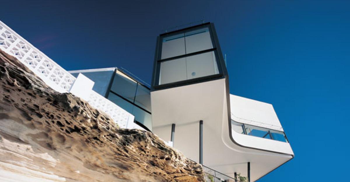 Case spectaculoase: Casa Holman
