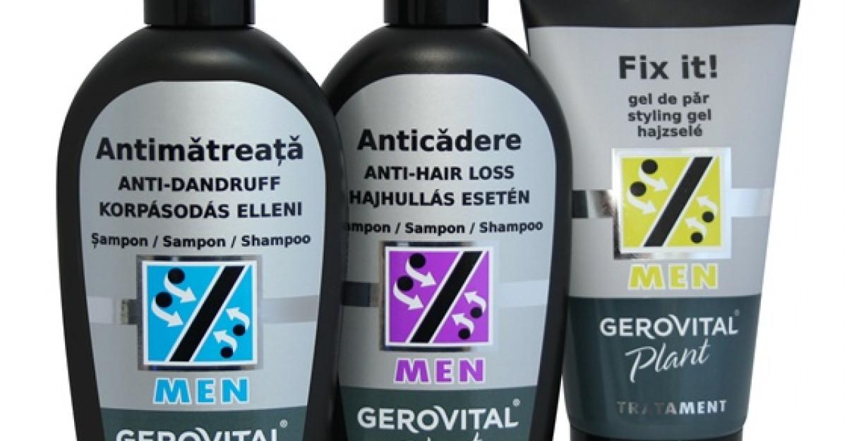 Gerovital Plant Tratament MEN