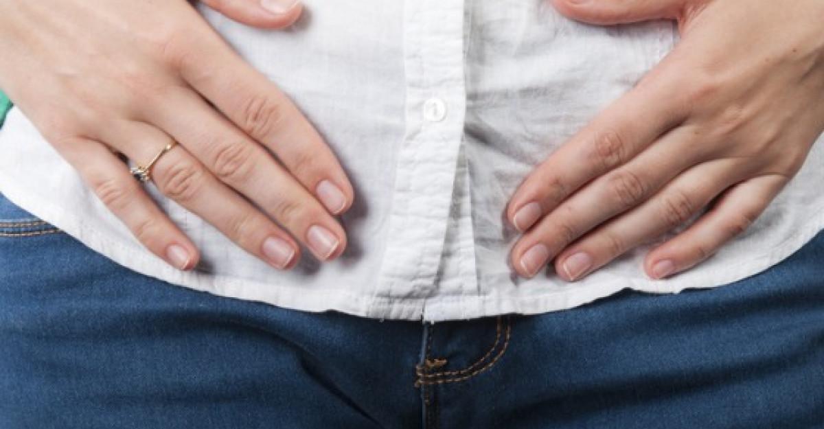 Balonare, dureri abdominale? Poate fi cancer OVARIAN