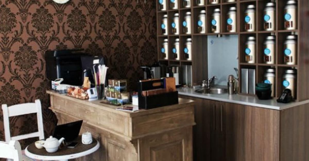 La ceainaria Joie de Vivre din inima Cotroceniului, invatam despre arta si beneficiile ceaiului
