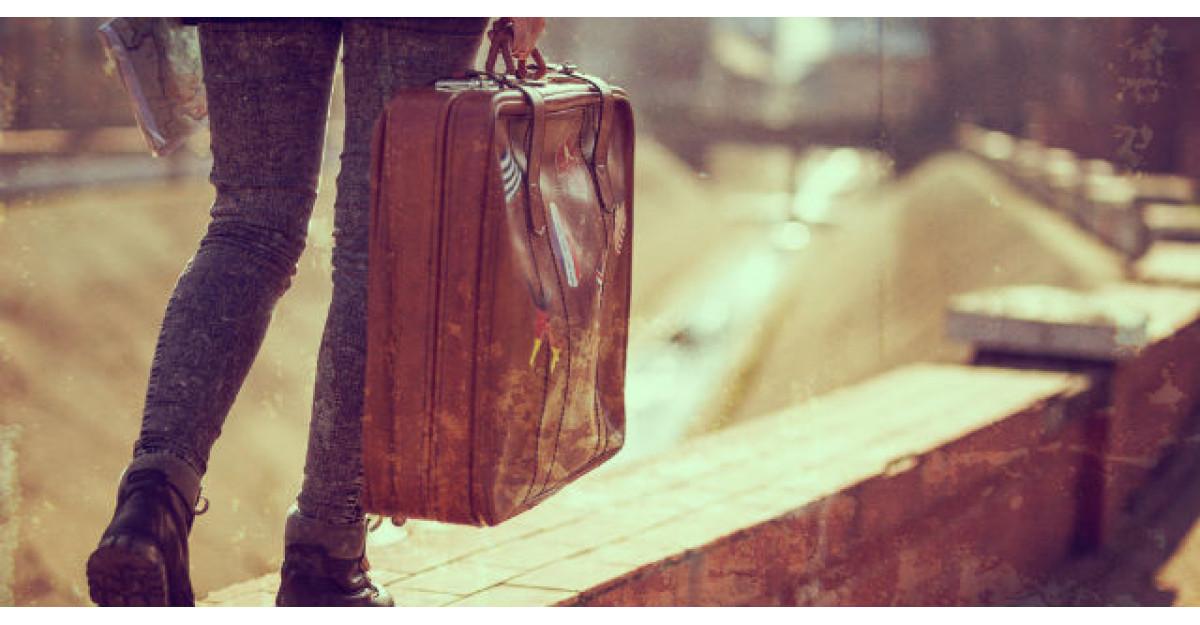 Povestea vietii: Valiza cu amintiri