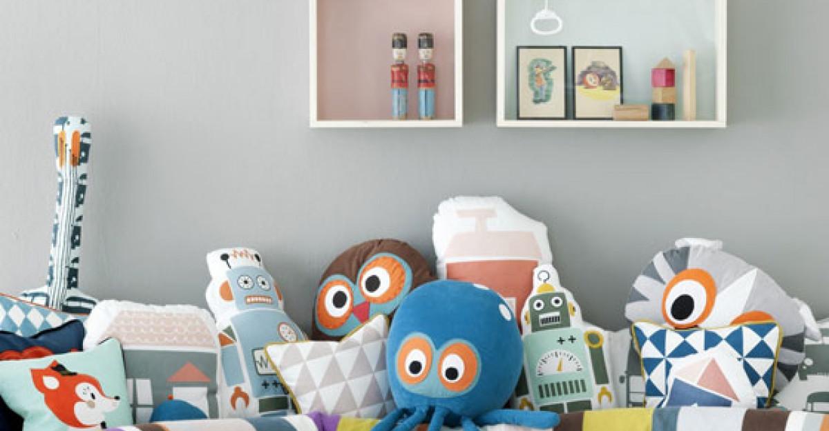 5 idei inedite pentru camera copilului tau