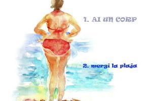 Mergi linistita la mare - 5 mituri despre celulita!