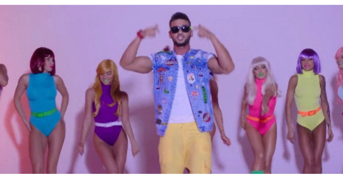 Colaborare inedita: Dorian Popa si What's Up lanseaza un videoclip special