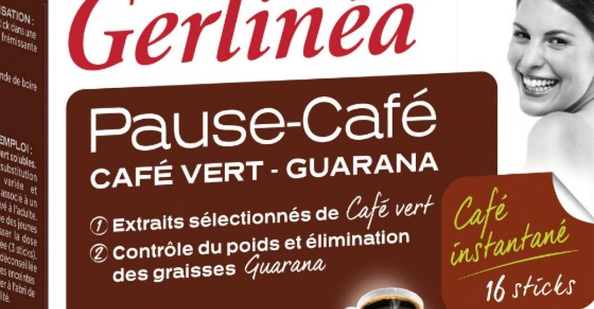 Ciocolata si cafeaua verde Gerlinea: Noile tale placeri nevinovate