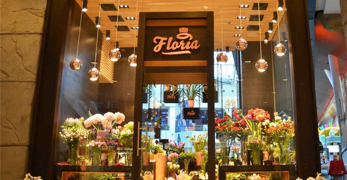 Grupul Floria lanseaza prima sa florarie din cadrul unui mall, in AFI Cotroceni, cu o investitie de 50.000 euro