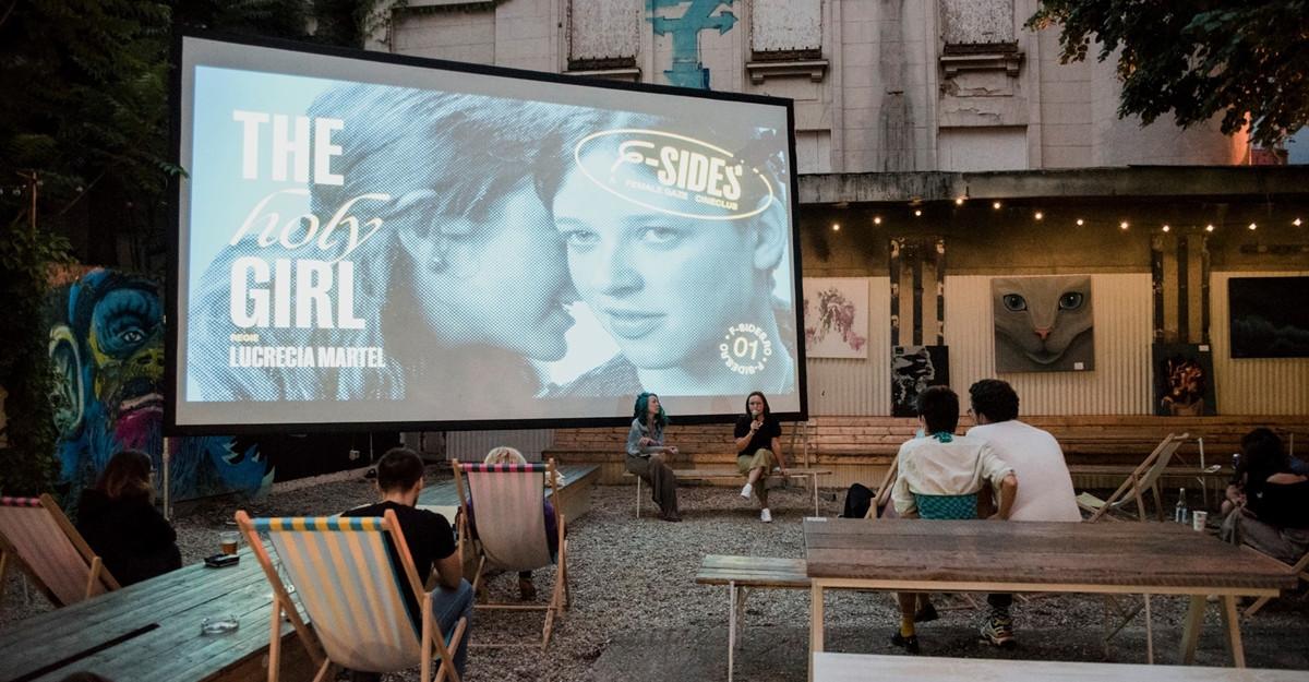 Ioana Diaconu și Alexandra Lulache, fondatoare F-Sides: Vocile femeilor din industria de filme TREBUIE ascultate