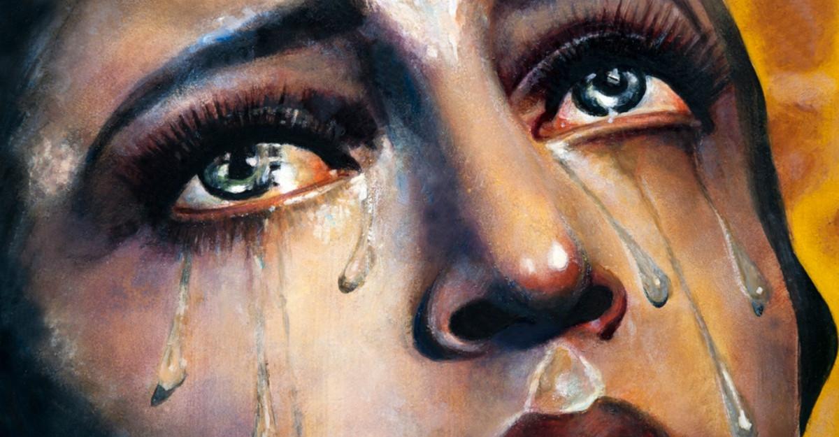Dragă Dumnezeule, îți mulțumesc pentru toată durerea din sufletul tău