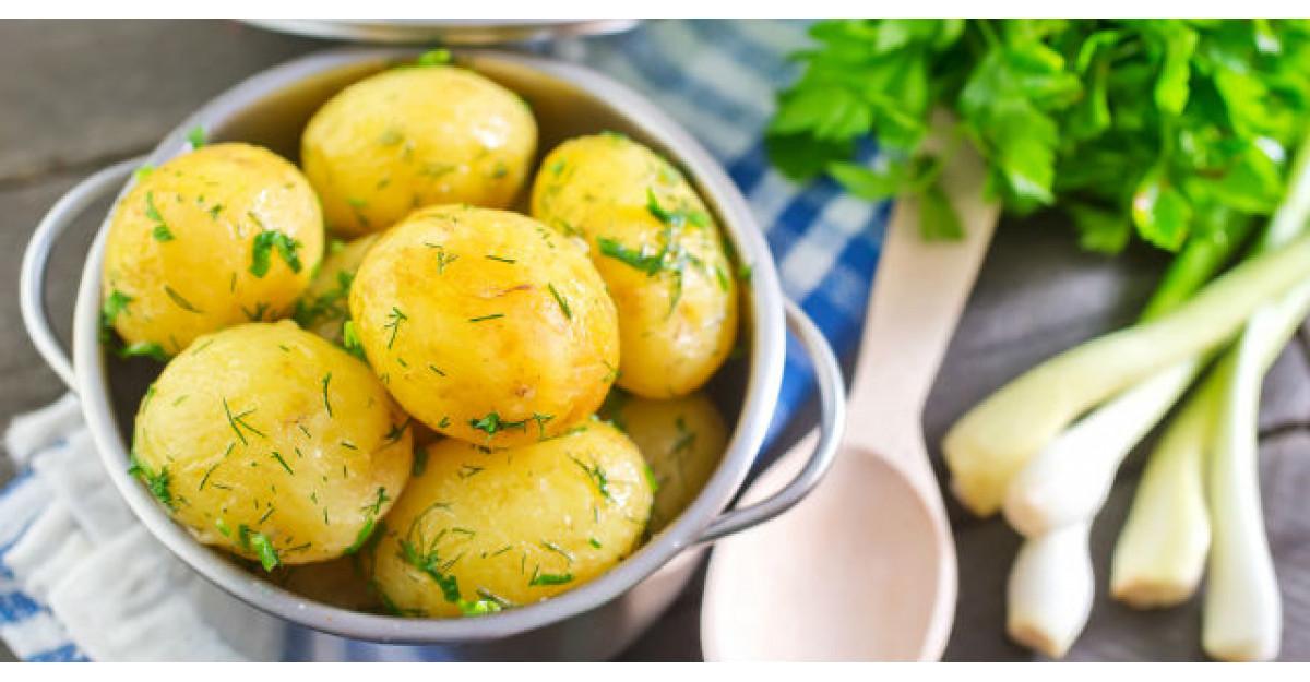 Dieta rapida cu cartofi fierti. Cum sa slabesti 5 kg in patru zile