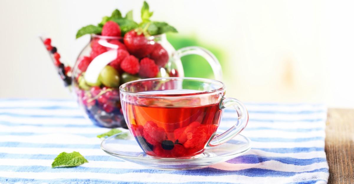 Cum si cand trebuie consumate ceaiurile de fructe?
