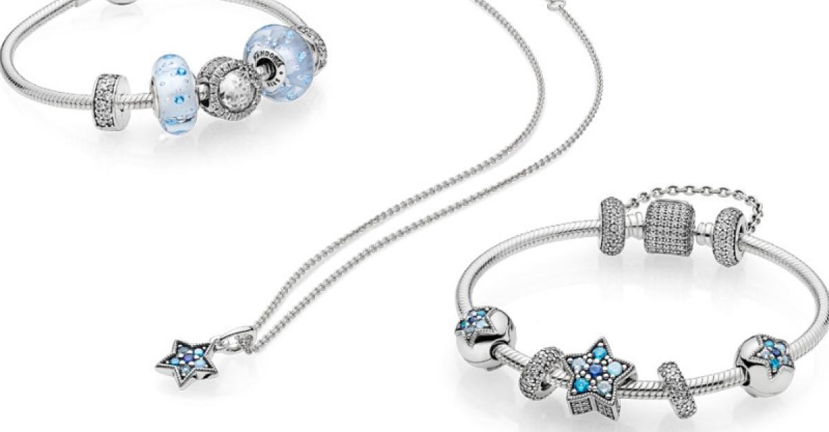 Implineste-ti visurile cu bijuteriile Pandora din colectia de iarna