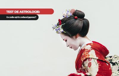 Test de astrologie: Ce zodie esti in zodiacul japonez?